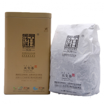 Chang Yi poly  Anhua dark Tea Baishaxi