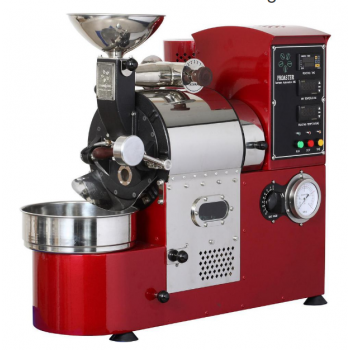 Coffee Roaster THCR 500gr red