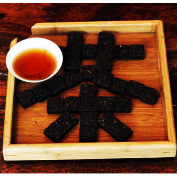 Poly Chang Yi Anhua dark tea