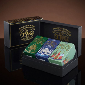 Weekend – Spice Route Trio Tea Set