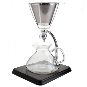 Yama Silverton Coffee Dripper