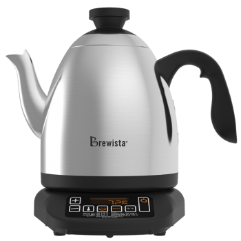 Digital Kettle Open Spout