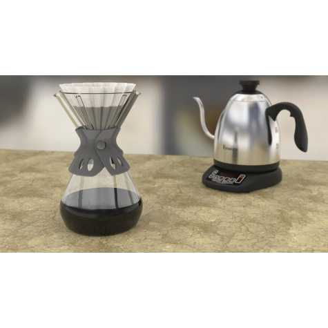 Cup Hourglass Coffee Brewer